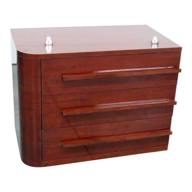 Ralph Lauren Contemporary Nightstand For Sale