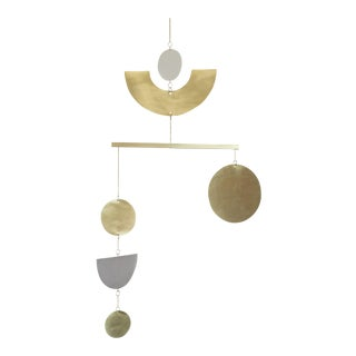 Corie Humble Brass Kinetic Mobile