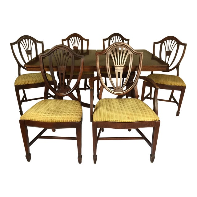 Broyhill Dining Room Sets With Leaf