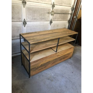 Industrial Modular Media Console Preview
