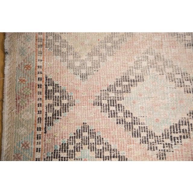 """Vintage Jijim Carpet - 5'6"""" X 8'8"""" - Image 6 of 6"""