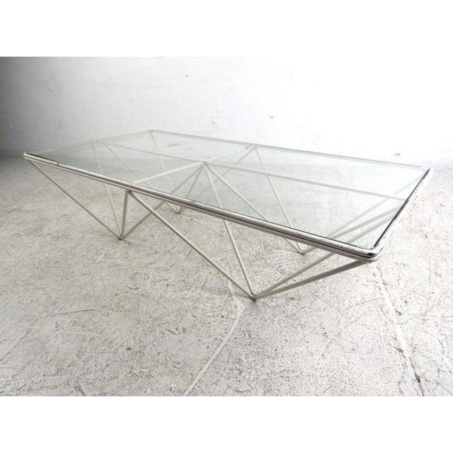 """Alanda"" Coffee Table Attributed to Paolo Piva - Image 2 of 10"