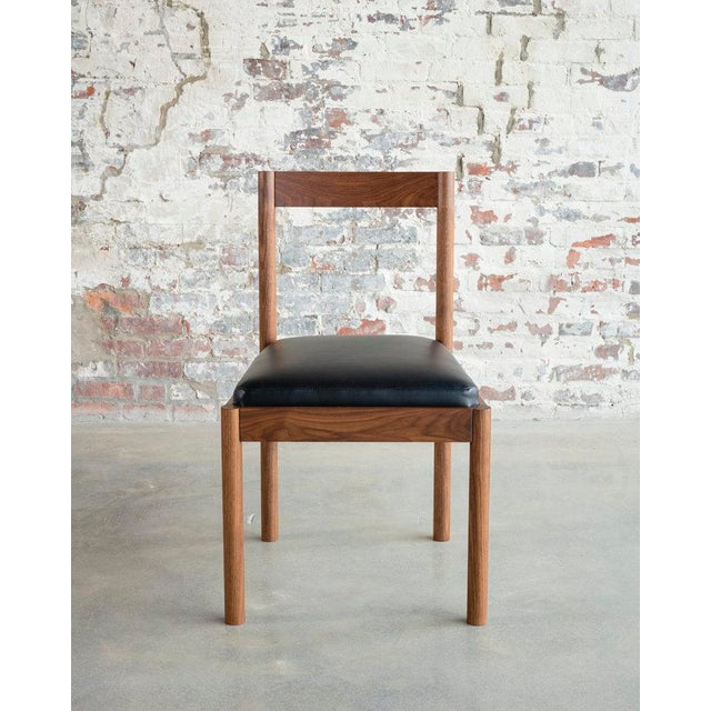 Feast Side Chair is a comfortable chair. It is designed to pair with our Feast dining table, but the simplicity makes it...
