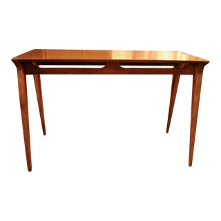 Rare Mid Century Console/Sofa Table by Drexel Profile Collection For Sale