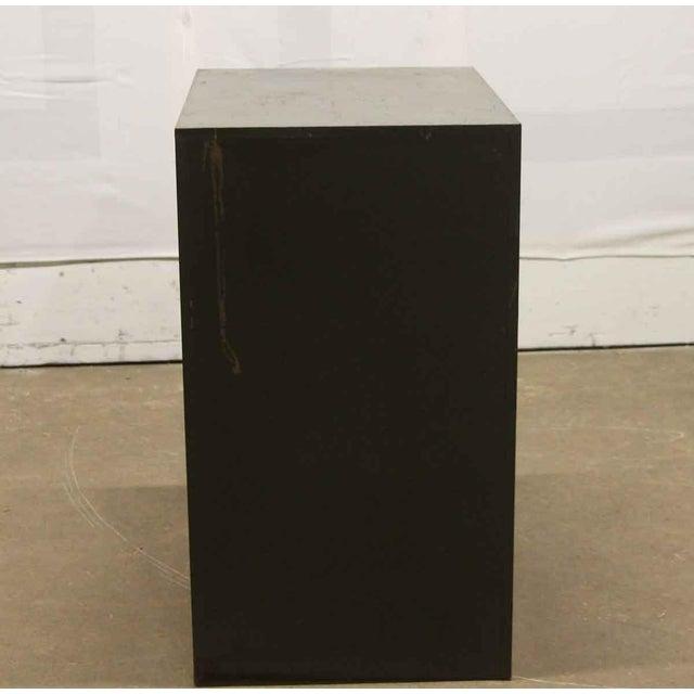 Metal Vintage Addressograph Filing Cabinet For Sale - Image 7 of 9