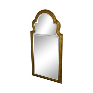 Friedman Brothers Vintage Queen Anne Style Gilt Mirror For Sale