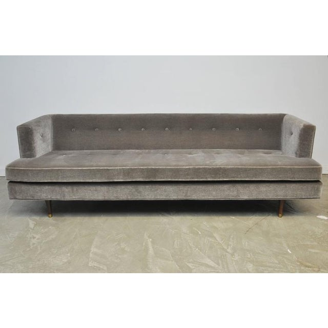 Mid-Century Modern Dunbar Sofa by Edward Wormley For Sale - Image 3 of 8