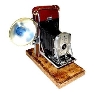 Polaroid Vintage Model Mid Century Original Version Antique Instant Camera Collection For Sale