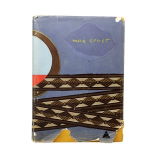 """""""Max Ernst Life & Work"""" Book by John Russell For Sale"""