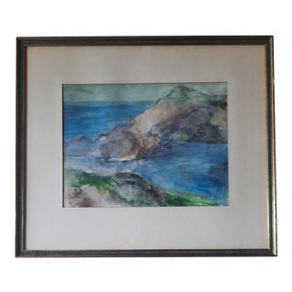 Lacob California Seascape For Sale