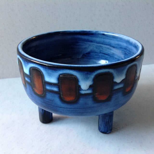Mid-Century French Studio Art Pottery - Image 10 of 10