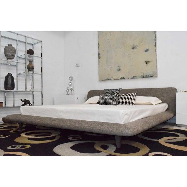 2010s Ligne Roset Uzume King Size Bed For Sale - Image 5 of 8