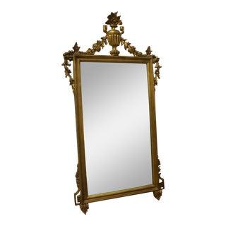 Vintage La Barge Gilded Mirror