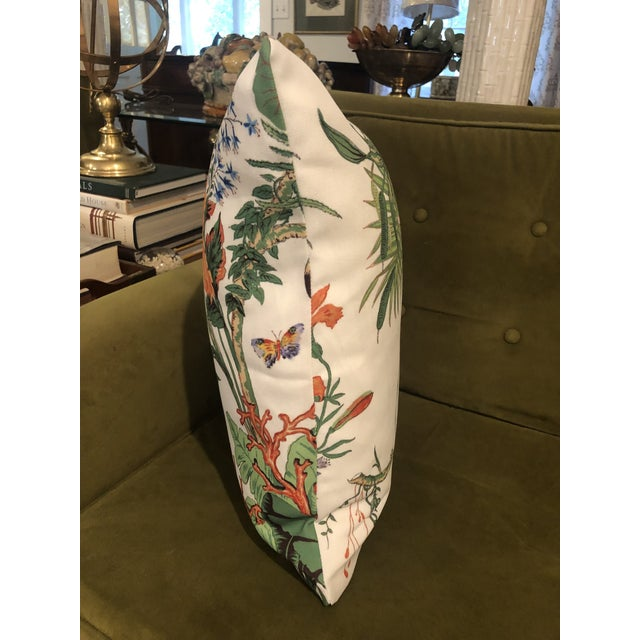 """The Inside Contemporary Indoor/Outdoor Pillow From """"The Inside"""" For Sale - Image 4 of 6"""