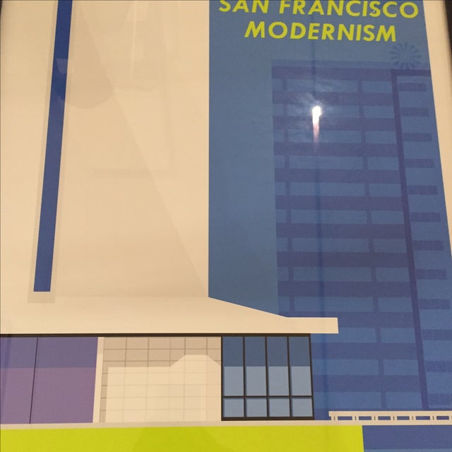 San Francisco Modernism- Print Only - Image 3 of 4