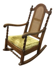 Image of Early American Rocking Chairs