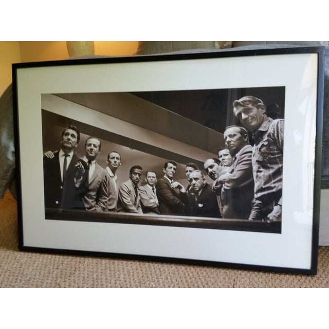 """Sid Avery Photograph - """"Rat Pack"""" Ocean's Eleven - Image 2 of 4"""