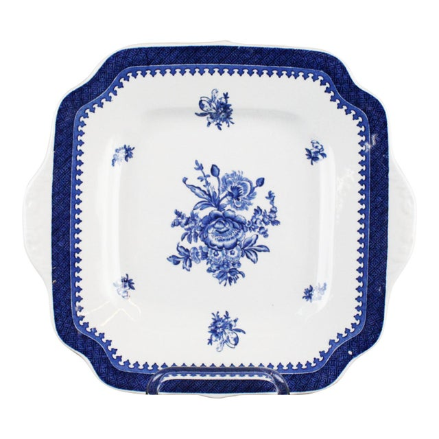 Vintage Mid-Century Wedgwood Platter For Sale In New York - Image 6 of 6