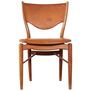 Finn Juhl Bo 63 (Nv 64) Chair, Bovirke, Denmark, 1950s For Sale