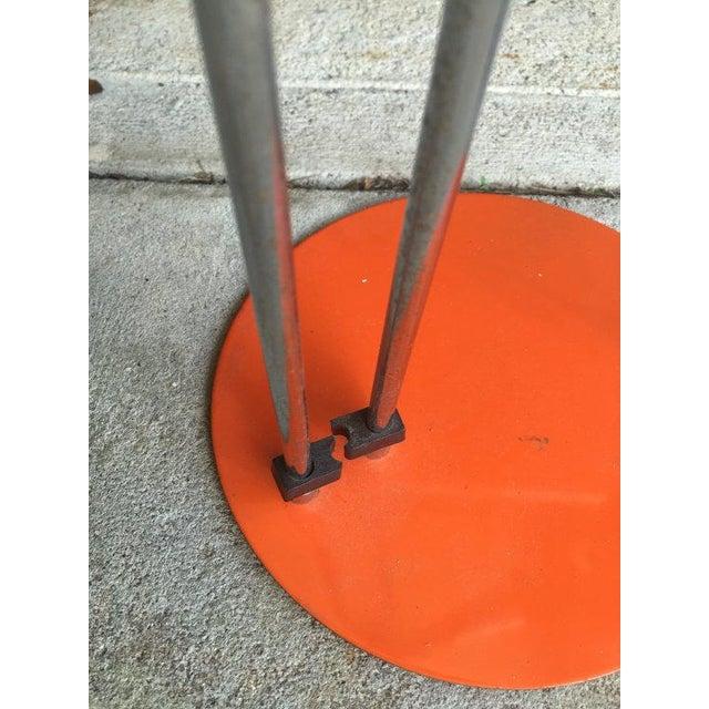 Mid-Century Orange Task Desk Lamp - Image 6 of 6