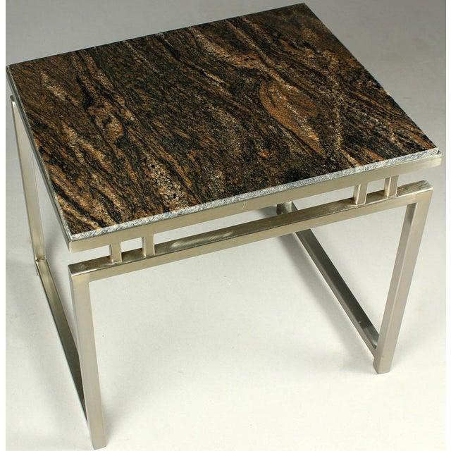 Sarreid Ltd. Sarried Ltd Tierra Table For Sale - Image 4 of 5