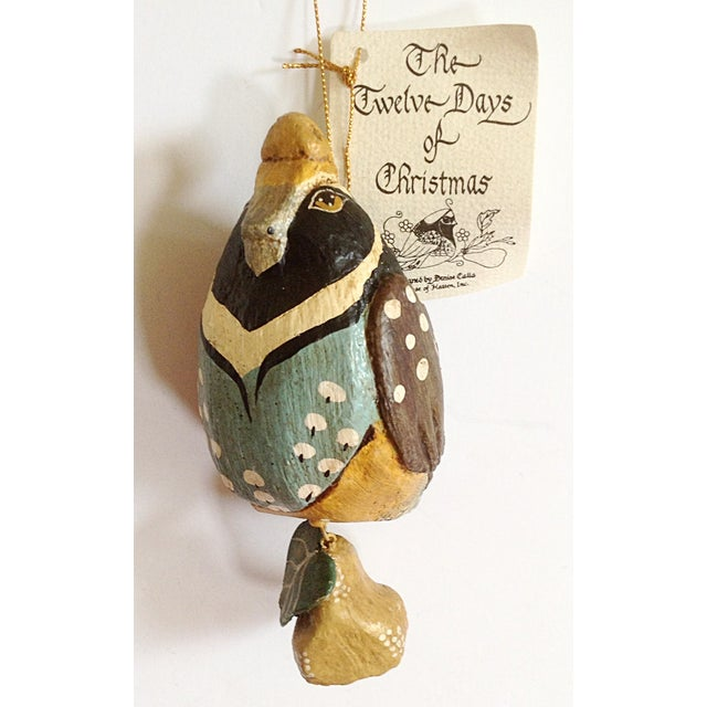 Hatten 12-Days of Christmas Ornament Set - Image 4 of 6