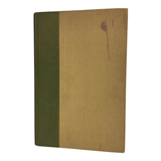 1930 Candide Book by Voltaire