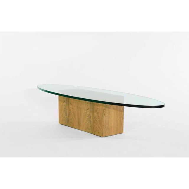 Harvey Probber Rosewood Coffee Table by Harvey Probber, 1950s For Sale - Image 4 of 12