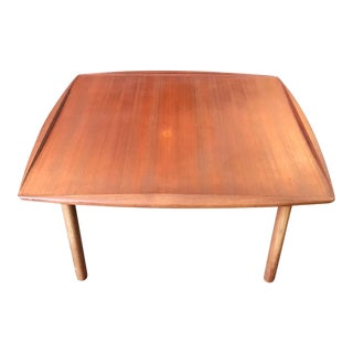 Danish Teak Coffee Table by Grete Jalk For Sale