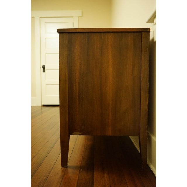 Mid-Century Modern 9-Drawer Dresser - Image 4 of 11