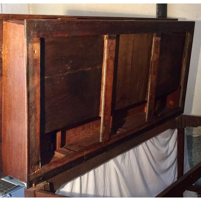 Early 20th Century Monumental Standing Desk - Image 10 of 10