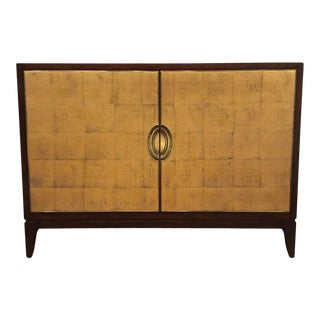 Caracole Modern Golden Opportunity Chest/Cabinet For Sale