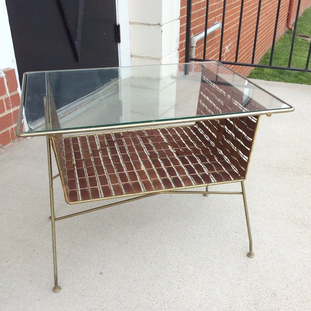 Not sure of the maker name, but know its good. I once saw this table listed for over $1k. Not sure what it sold for. This...