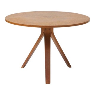 Cees Braakman Round Side Table