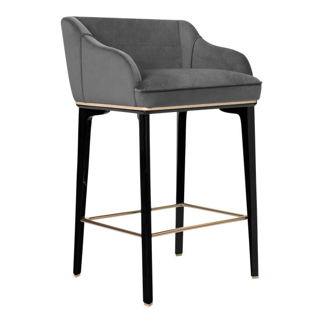Covet Paris Saboteur Bar Chair For Sale