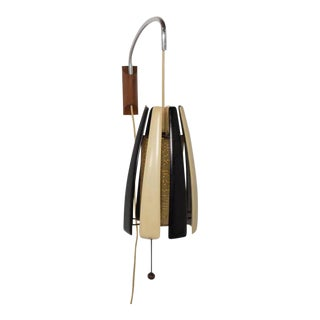 Mid-Century Modern Mexican Modernist Wall Sconce For Sale
