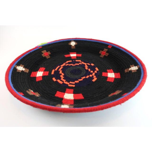 Vintage Moroccan Berber Basket For Sale In New York - Image 6 of 7