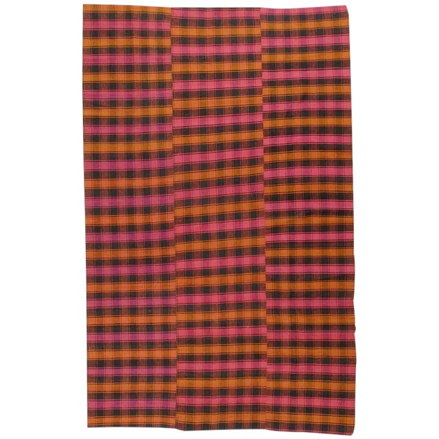 Plaid Cover For Sale