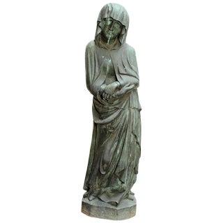 Bronze Female Statue For Sale