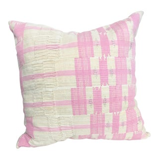 Vintage Pink Lux Pillow