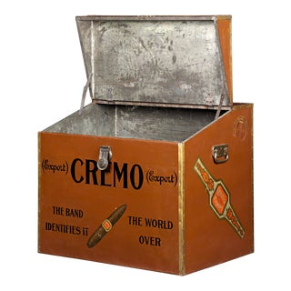 Cremo Cigar Humidor Trunk For Sale