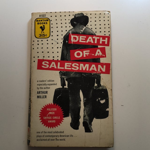 the many faces of death in death of a salesman by arthur miller Death of a salesman:  after many years on the road as a traveling salesman,  when arthur miller's death of a salesman.