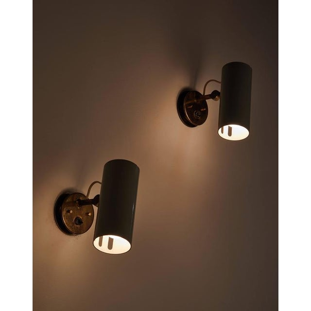 Pair of Articulating Sconces by Stilnovo - Image 8 of 9