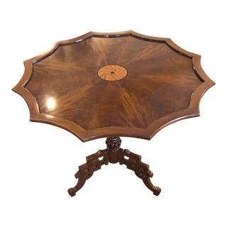 Ocaccional Table by John Widdicomb Design by Mario Buatta For Sale