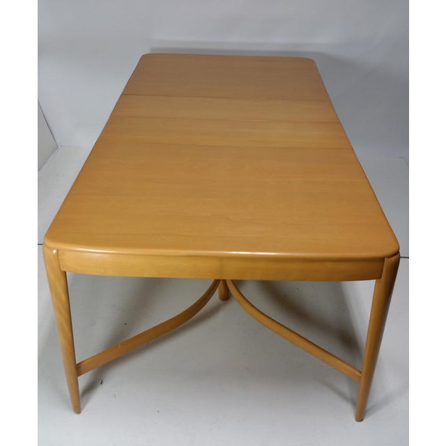 1940s Vintage Heywood Wakefield Dining Set For Sale In San Francisco - Image 6 of 8