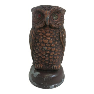 Vintage Owl Timer For Sale