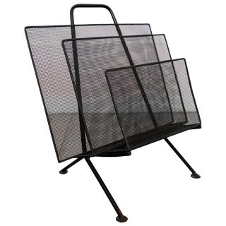 Magazine Rack by Sol Bloom for New Dimensions For Sale
