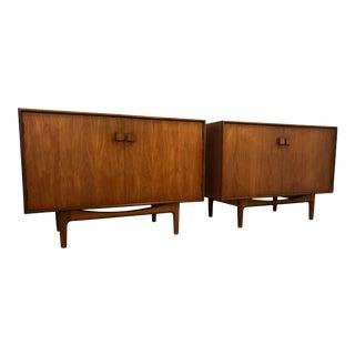 Kofod Larsen G-Plan Cabinets -a Pair