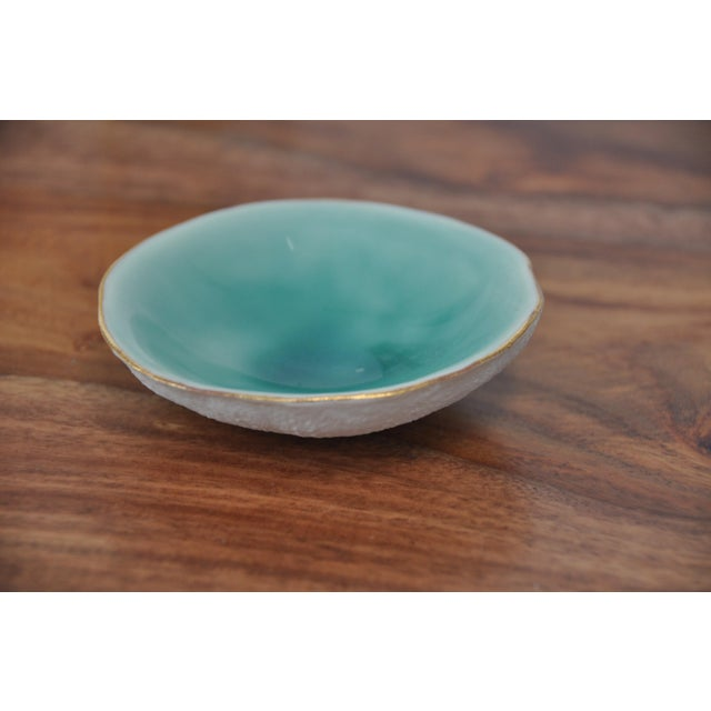 Blue Sea Urchin Dish - Image 7 of 7