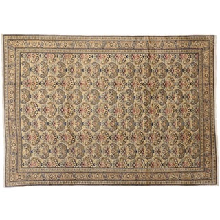 Vintage Turkish Sivas Rug - 8'4 X 11'8 For Sale